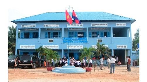 Le Vietnam et le Cambodge renforcent leur cooperation dans l'education et la formation hinh anh 1