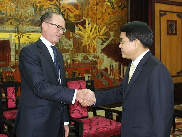 Hanoi cree de meilleures conditions aux investisseurs autrichiens hinh anh 1