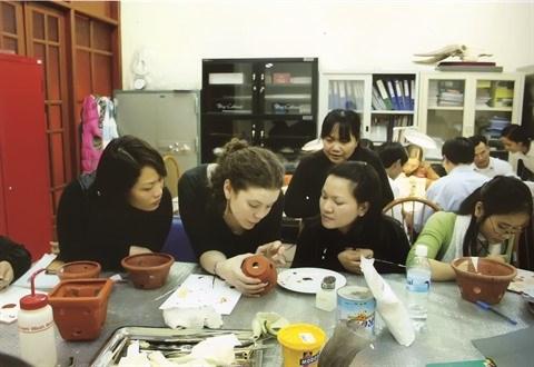 Le Musee national de l'histoire du Vietnam bien ancre dans son temps hinh anh 4