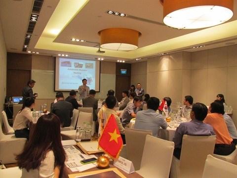 Automobile : rencontre entre entreprises vietnamiennes et sud-coreennes hinh anh 1