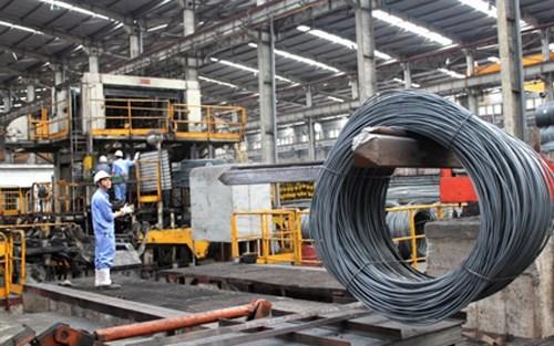 Hausse des exportations nationales d'acier vers l'Amerique du Nord hinh anh 1