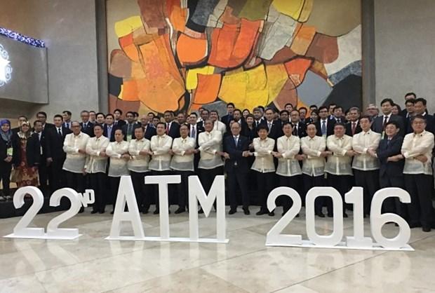 Le Vietnam a la 22e conference des ministres des Transports et des Communications de l'ASEAN hinh anh 1