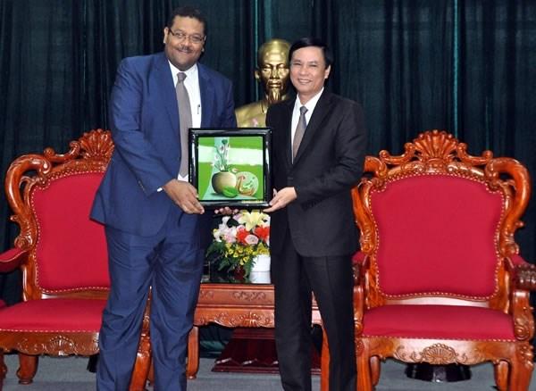 Da Nang : soutien technique de la BM dans la lutte contre les catastrophes naturelles hinh anh 1