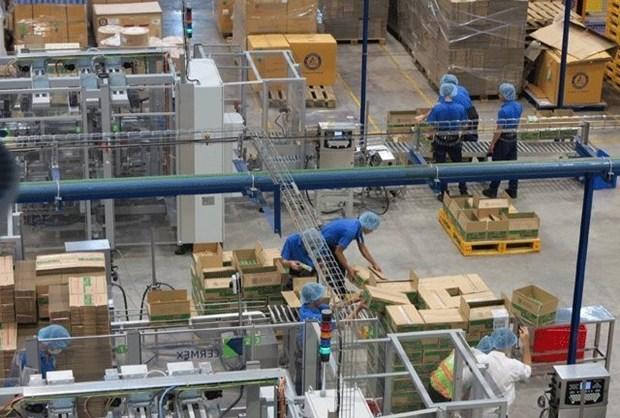 Emballage pour produits alimentaires liquides: lancement d'un projet de 110 millions de dollars hinh anh 1