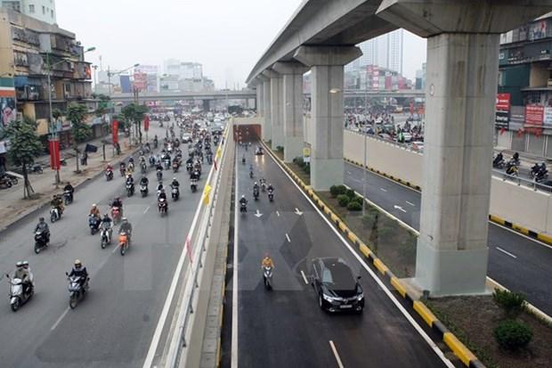 Hanoi facilite les investissements etrangers dans les infrastructures et l'energie hinh anh 1