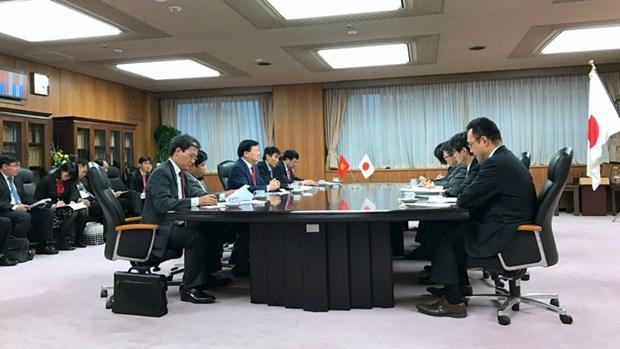 Le Japon aide le Vietnam a developper des infrastructures d'envergure hinh anh 1