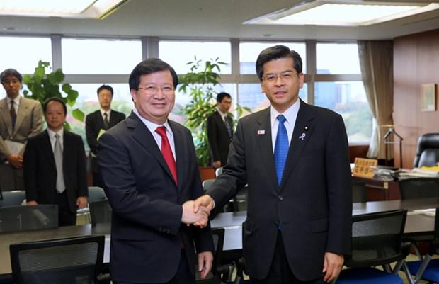 Le Japon aide le Vietnam a developper des infrastructures d'envergure hinh anh 2