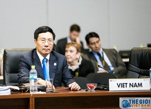 APEC : cooperation pour le developpement des ressources humaines hinh anh 1
