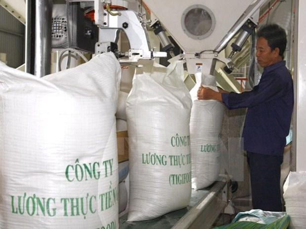 Les importateurs chinois sondent le marche du riz d'An Giang hinh anh 1