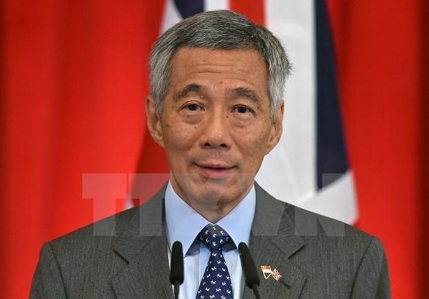 Lee Hsien Loong : Singapour approuvera le TPP en 2017 hinh anh 1