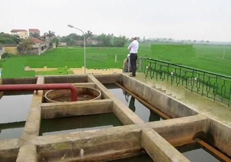 La province de Bac Ninh se met a l'eau propre hinh anh 1