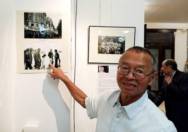 Exposion photographique «Les Vietnamiens en France de 1920 a 1950» hinh anh 2