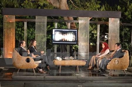 Deuxieme emission televisee sur le Vietnam diffusee en Egypte hinh anh 1