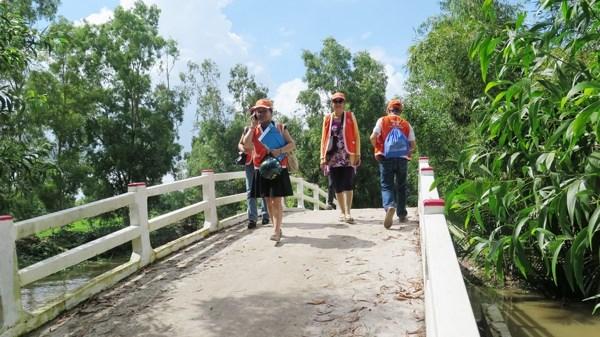 Les Viet kieu contribuent a l'edification d'une Nouvelle ruralite au Vietnam hinh anh 1