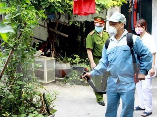 De nouveaux cas de Zika a Ho Chi Minh-Ville et dans la province de Ba Ria-Vung Tau hinh anh 1