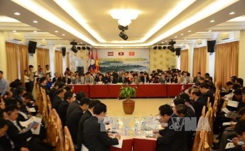 CLV9 : renforcement de la solidarite et de la cooperation Cambodge-Laos-Vietnam hinh anh 1