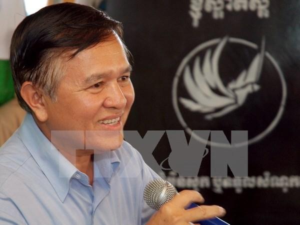 Cambodge : le CNRP cesse de boycotter l'Assemblee nationale hinh anh 1