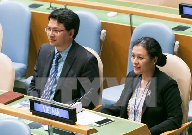 Le Vietnam appelle la prevention des conflits lies a l'utilisation de l'eau hinh anh 1