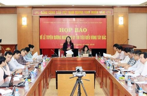Phu Tho accueille une ceremonie honorant des personnalites prestigieuses du Nord-Est hinh anh 1