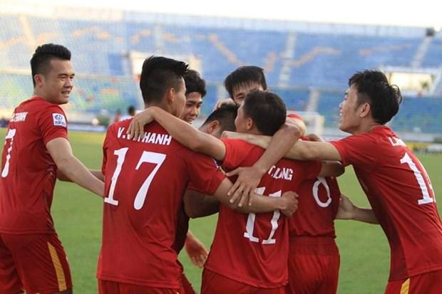 Avec deux victoires, le Vietnam qualifie en demi-finale de l'AFF Suzuki Cup hinh anh 1