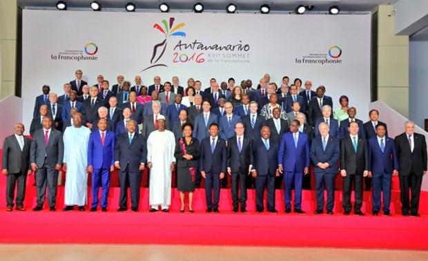 Cloture du 16e Sommet de la Francophonie hinh anh 1