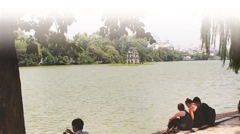 Lac Hoan Kiem : eternite dans l'esprit des Vietnamiens hinh anh 1