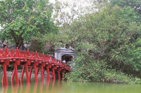 Lac Hoan Kiem : eternite dans l'esprit des Vietnamiens hinh anh 2