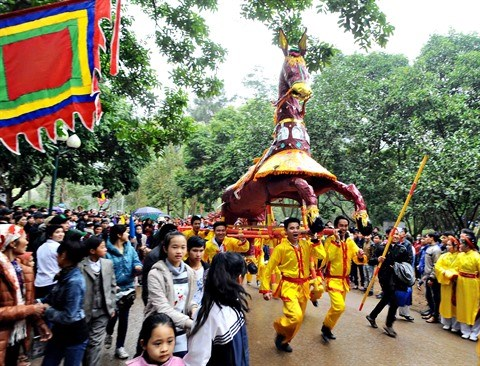 Hanoi : publication du premier atlas sur les patrimoines culturels immateriels hinh anh 3