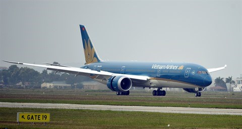 Vietnam Airlines recoit son dixieme Boeing 787-9 Dreamliner hinh anh 2