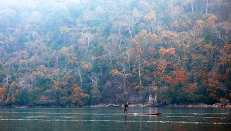 Ba Be-le plus grand lac naturel du Vietnam hinh anh 3
