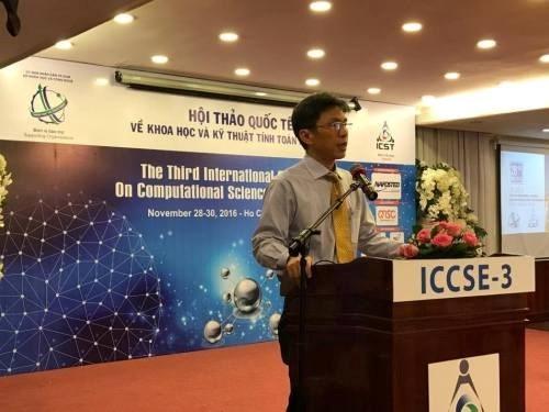 Conference internationale sur la science et l'ingenierie computationnelles a Ho Chi Minh-Ville hinh anh 1