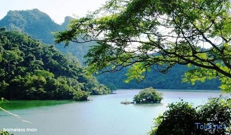 Ba Be-le plus grand lac naturel du Vietnam hinh anh 1