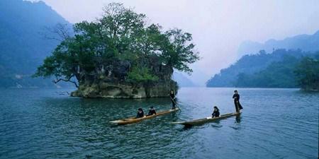 Ba Be-le plus grand lac naturel du Vietnam hinh anh 2