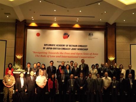 Vers des eaux maritimes ouvertes et libres en Asie hinh anh 2