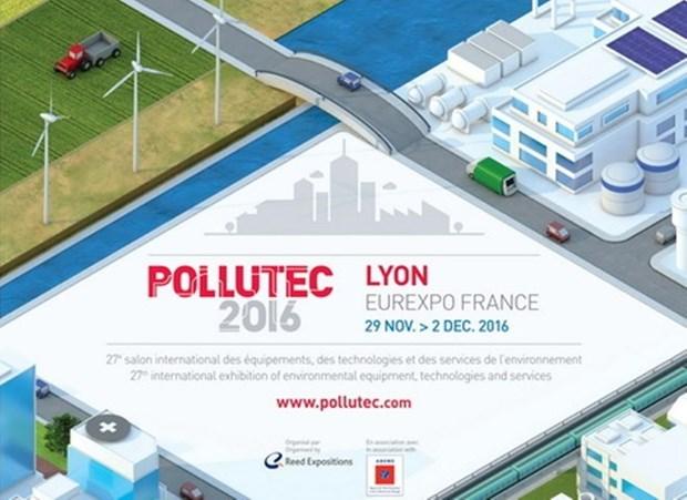Environnement : le Vietnam a Pollutec 2016 hinh anh 1