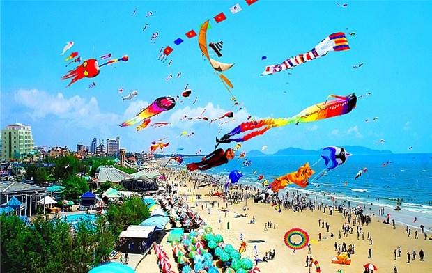 Le festival international du cerf-volant 2016 prend bientot son envol hinh anh 1