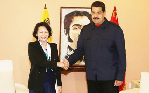 Vietnam-Venezuela : stimuler les relations bilaterales hinh anh 1