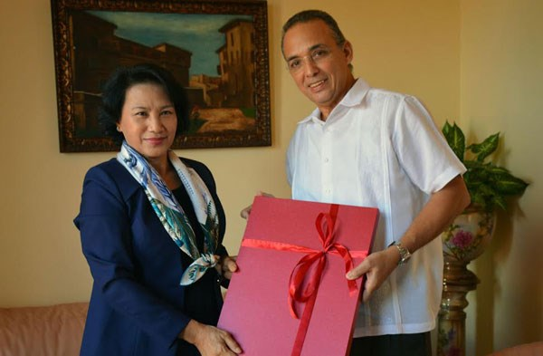 Vietnam-Venezuela : stimuler les relations bilaterales hinh anh 2
