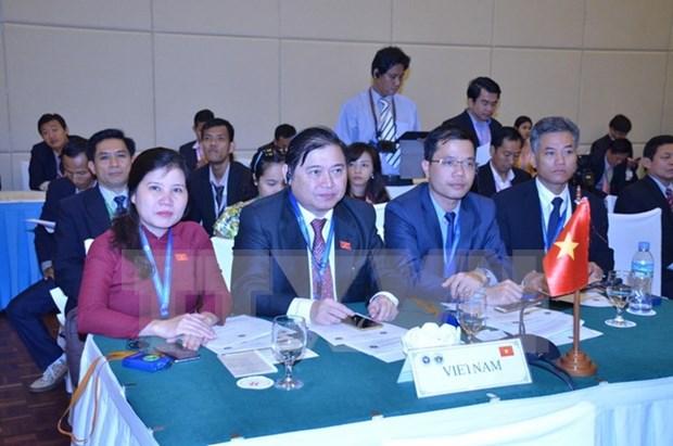 L'APA-9 adopte la Declaration de Siem Reap hinh anh 1