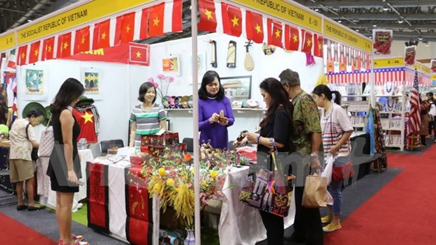 Le Vietnam a la Foire caritative internationale 2016 en Indonesie hinh anh 1