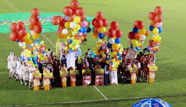 Huit equipes en lice au tournoi international de football BTV Cup 2016 hinh anh 1