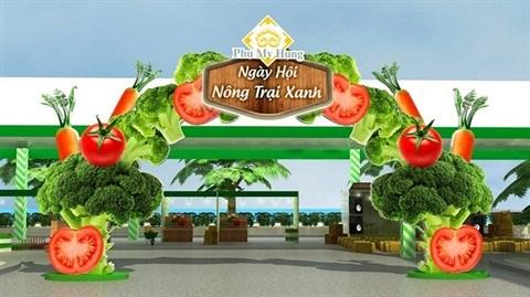 Ho Chi Minh-Ville : Fete de la ferme verte 2016 a Phu My Hung hinh anh 1