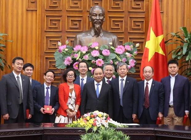 Le Premier ministre promet des conditions optimales aux investisseurs chinois hinh anh 1
