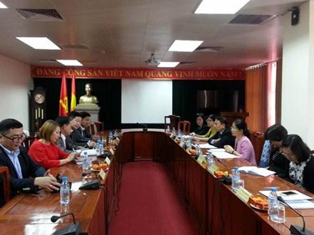 Vietnam et Mongolie renforcent leur cooperation syndicale hinh anh 1