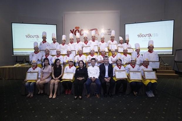 Nestle lance un programme culinaire au Vietnam hinh anh 1