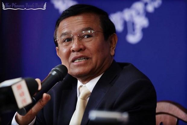 Cambodge : le leader de l'opposition cesse de boycotter l'Assemblee nationale hinh anh 1