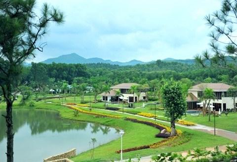 L'economie de Phu Tho table sur le tourisme hinh anh 1