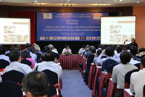 Le Vietnam vise d'ici 2030 6 milliards de dollars d'exportation de cafe hinh anh 1