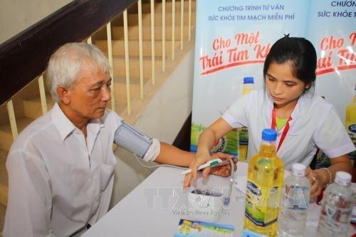 La jeunesse de Hanoi avec «Le benevolat et l'hiver» hinh anh 1