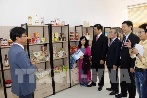 L'Association sud-coreenne des denrees et du riz ouvre un bureau a Can Tho hinh anh 1